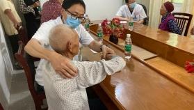 四川省骨科医院赴巴中市巴州区开展定点帮扶和健康义诊