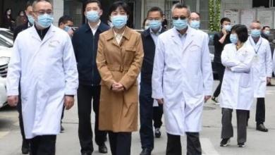 省卫生健康委党组书记敬静调研我院