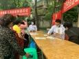 【学党史  办实事】——我院内科(ICU)党支部走入基层社区开展健康义诊活动