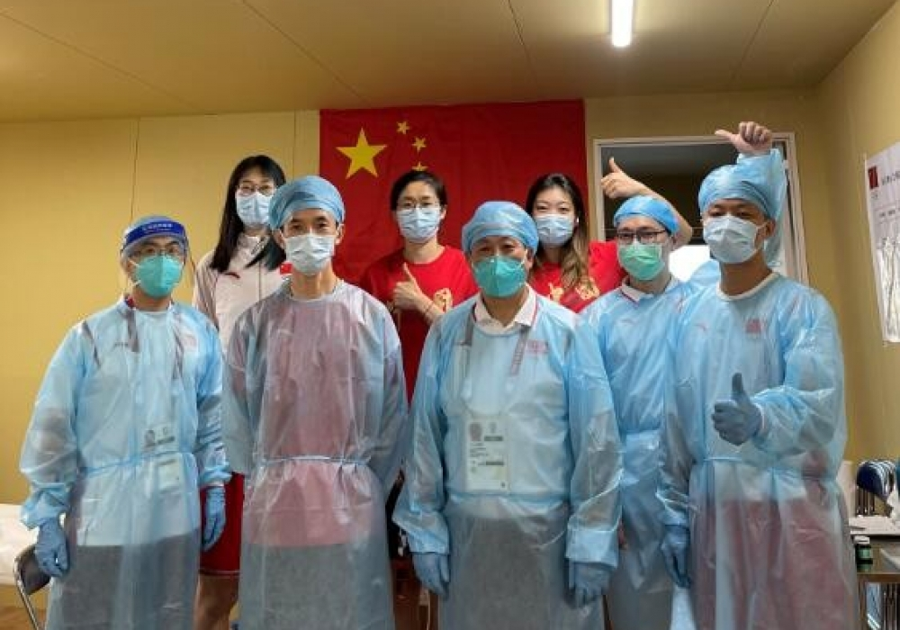 【东京奥运】中国体育代表团38金完美收官,走下赛场的奥运健儿都在感谢他们……